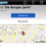 Play the Urban Mix Tape with Foursquare app for BlackBerry