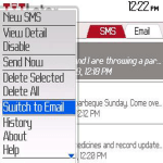 TXTLater app for Blackberry Review