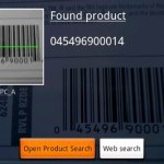 Scan barcodes for convenience with Barcode Scanner App for Android