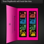 PopBooth App for iPhone Review