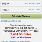 Zip Code Tools App for iPhone Review