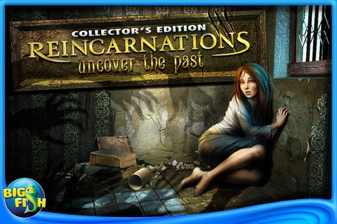 Reincarnations Uncover the Past App for iPhone