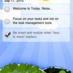 Today To-Do Basic App for iPhone Review