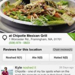 YoDish App for iPhone Review