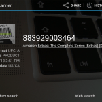 NeoReader QR & Barcode Scanner App for Android Review