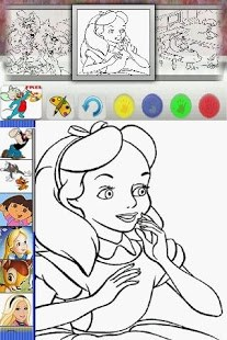 Coloring for Kids App for Android