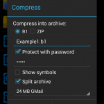 B1 Free Archiver Zip Rar Unzip App for Android Review