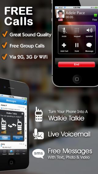Dingtone App for iPhone Review