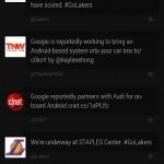 Carbon For Twitter Android App Review