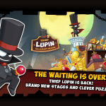 Thief Lupin 2 App for Android Review