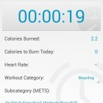 Workout Goals Android App Review