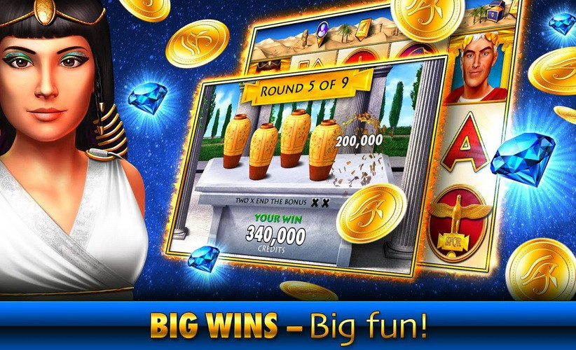 slot machine games online pharaoh s