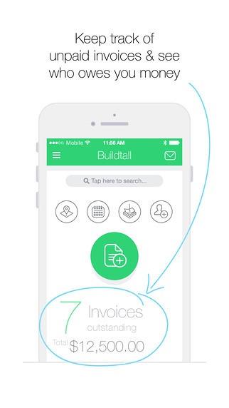 invoice2go iphone app