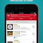 Seamless Free Food Delivery iPhone App Review