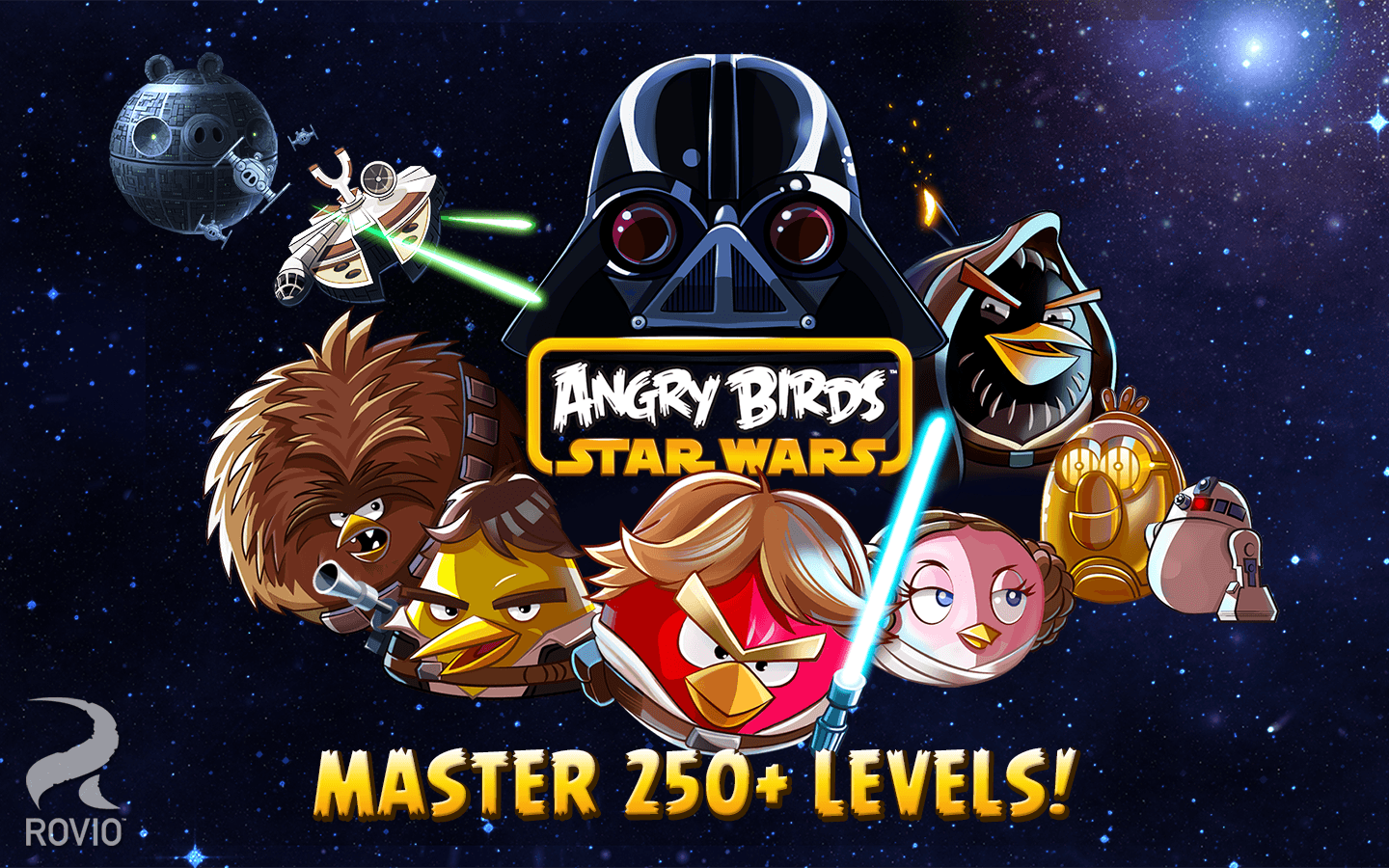 Angry Birds Star Wars Android Game App