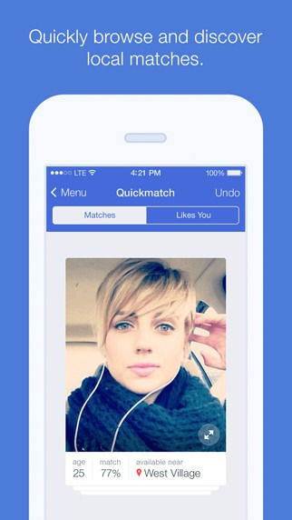 OkCupid Dating iPhone App Review