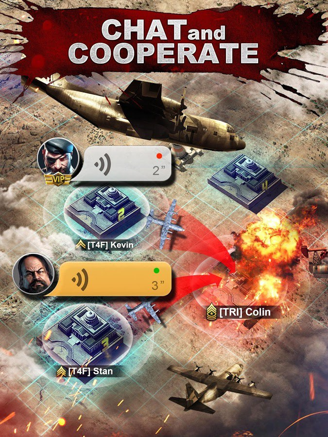 Invasion Online War Game Android App Review