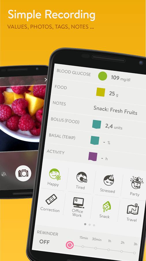 mySugr Diabetes Logbook Android App Review