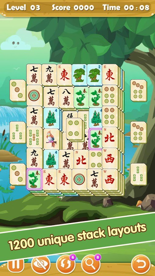 Mahjong Connect Android Puzzle Game Review