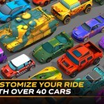 Splash Cars Game for iPhone Review