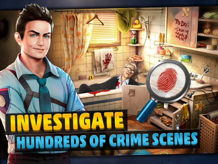 Criminal Case Android Hidden Object Game App Review