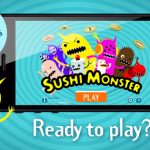 Sushi Monster iPhone Education Game App Review