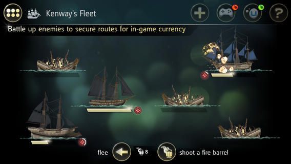 Assassin S Creed Iv Black Flag Companion Iphone App Review