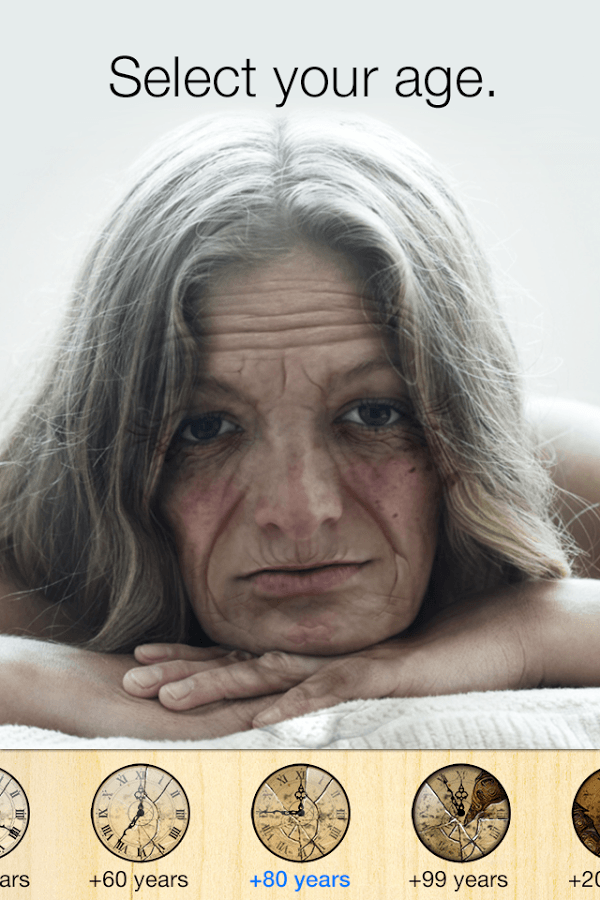 Oldify - Old Aging Booth Android App Review