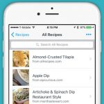 AnyList Grocery Shopping List iPhone App Review