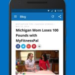 Calorie Counter – MyFitnessPal Android App Review
