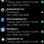Titanium Backup Root Android App Review