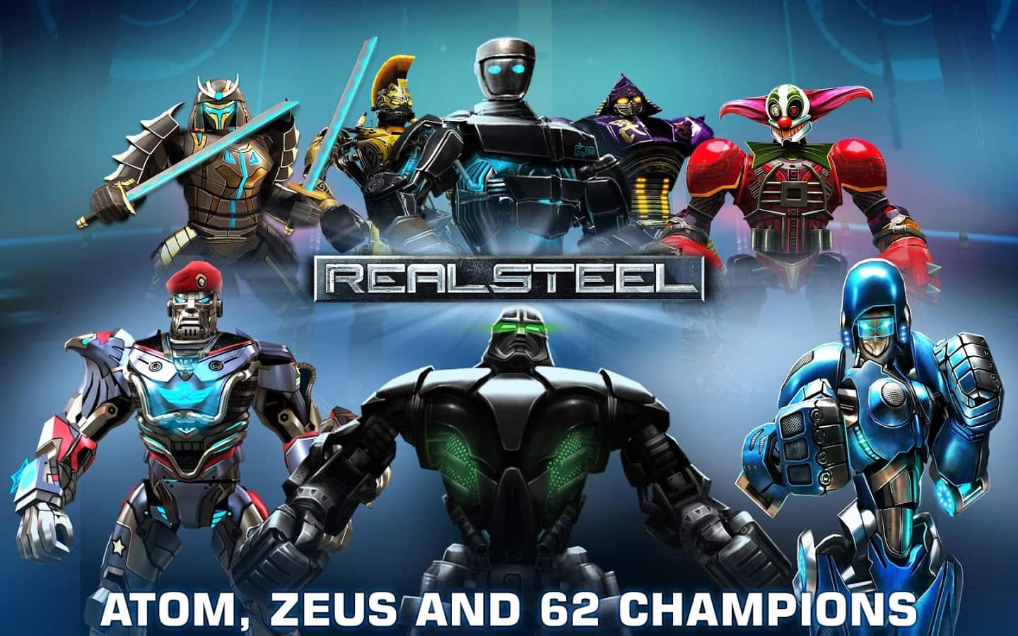 Real Steel World Robot Boxing Mod 15.15.308 [Unlimited ...