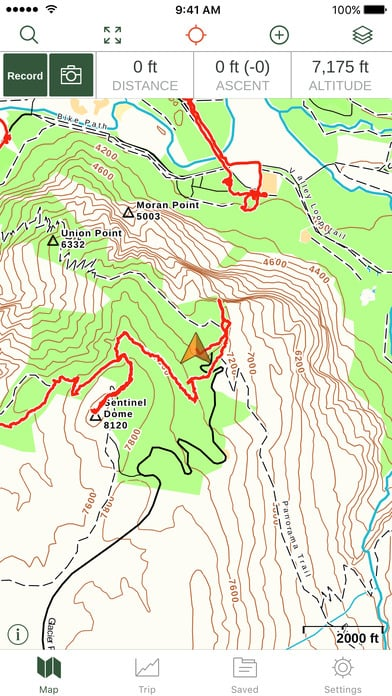 Topo Maps App For Iphone