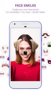 Sticker Market Emoji Keyboard Android App Review
