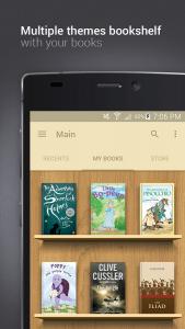 eReader Prestigio: Book Reader Android App Review
