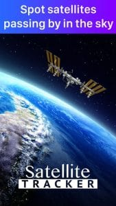 Satellite Tracker iPhone App Review