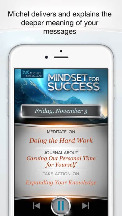 Mindset for Success iPhone App Review
