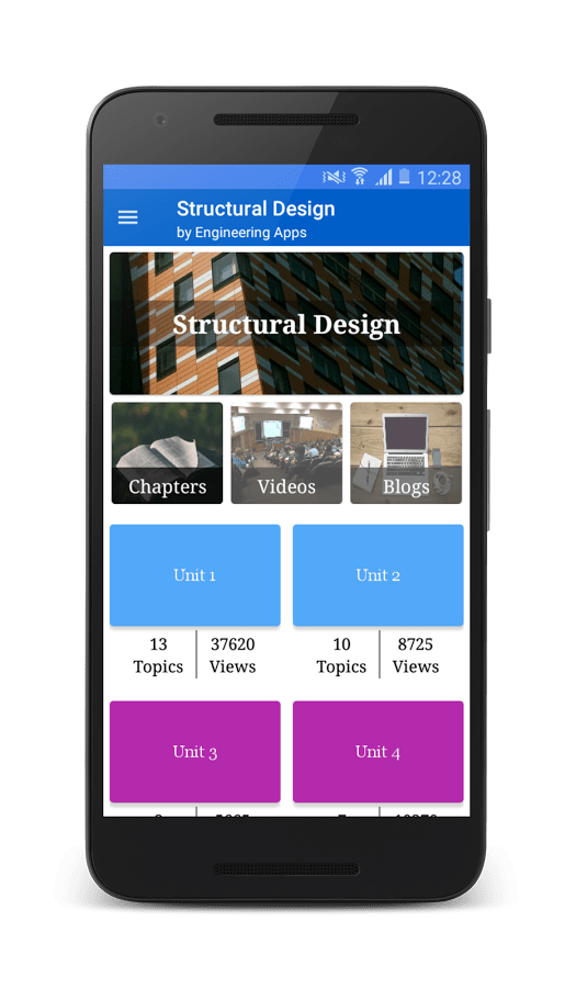 Structural Design: Engineering Android App Review