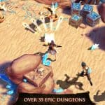 Dungeon Hunter 4 Game for Android Review