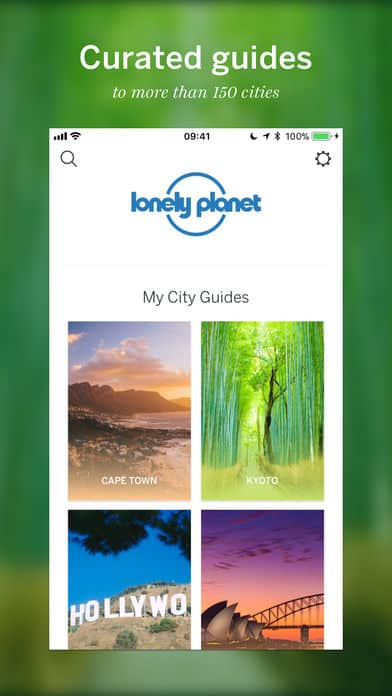 Guides by Lonely Planet iPhone App Review