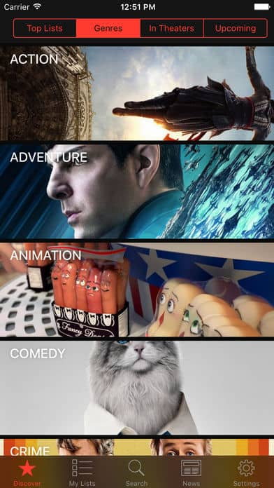 TodoMovies 4 iPhone App Review