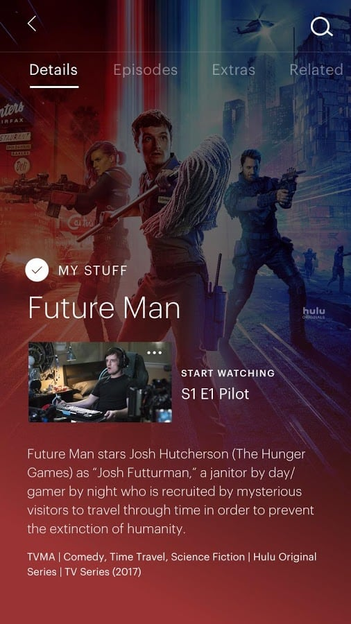 Hulu iPhone App Review