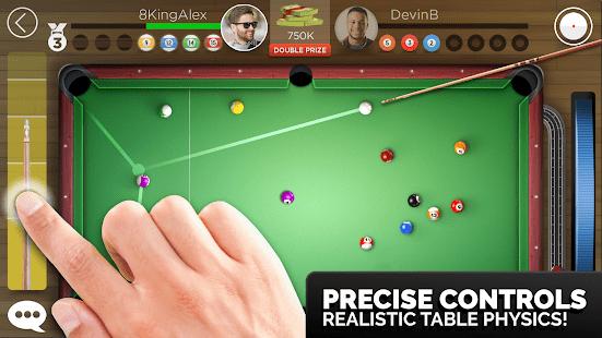 Kings Of Pool IPhone Game App Review - King of pool table