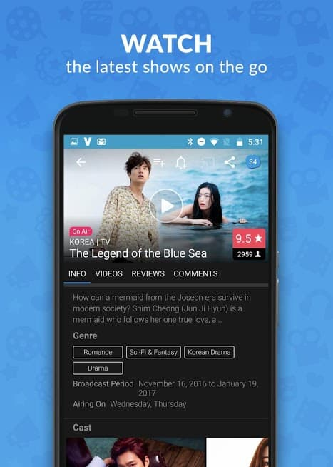 Viki: TV Drama & Movies Android App Review