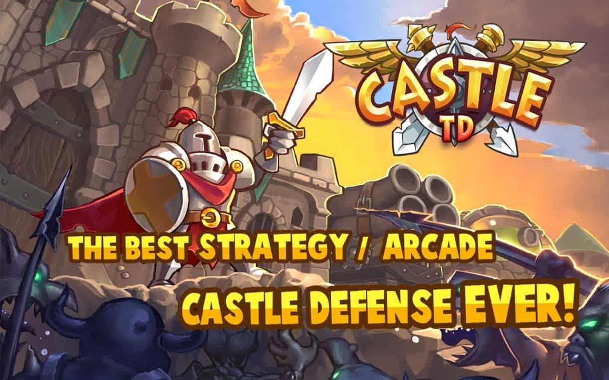 Castle Defense Android Game App Review