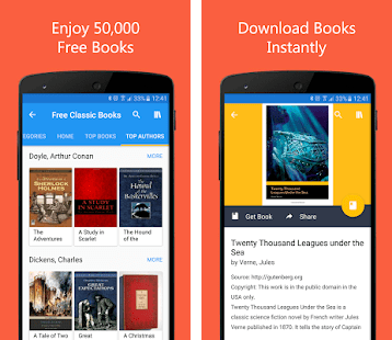 Oodles - 50000 Free eBooks & Free AudioBooks App Review