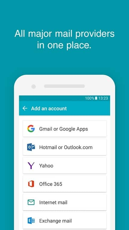 Aqua Mail – Email app for Android Review