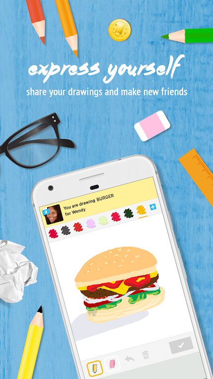 Draw Something Classic Android App Review