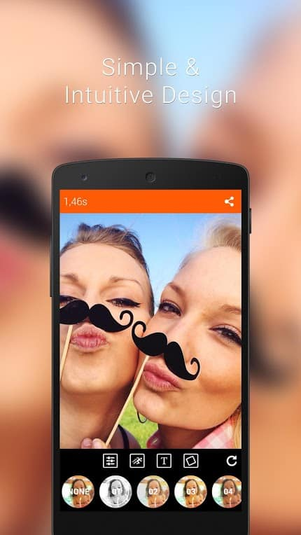 Gif Me Camera GIF Maker Android App