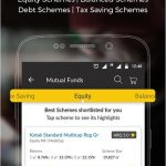 Angel BEE Mutual Fund Android App Review